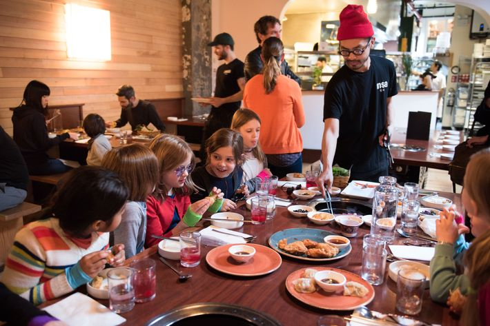 5 best restaurants for kids in nyc for Kids restaurants