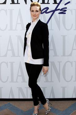 Evan Rachel Wood.