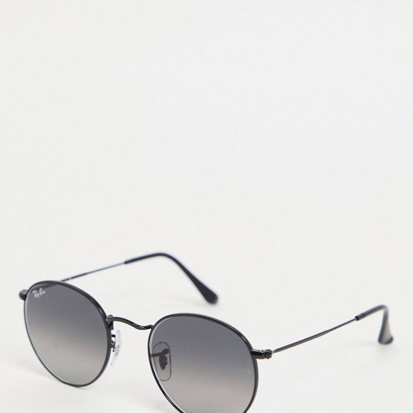 Ray-Ban Mens Round Sunglasses