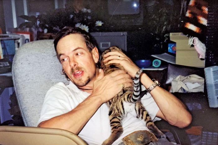 Tiger King Joe Exotic And His American Animals