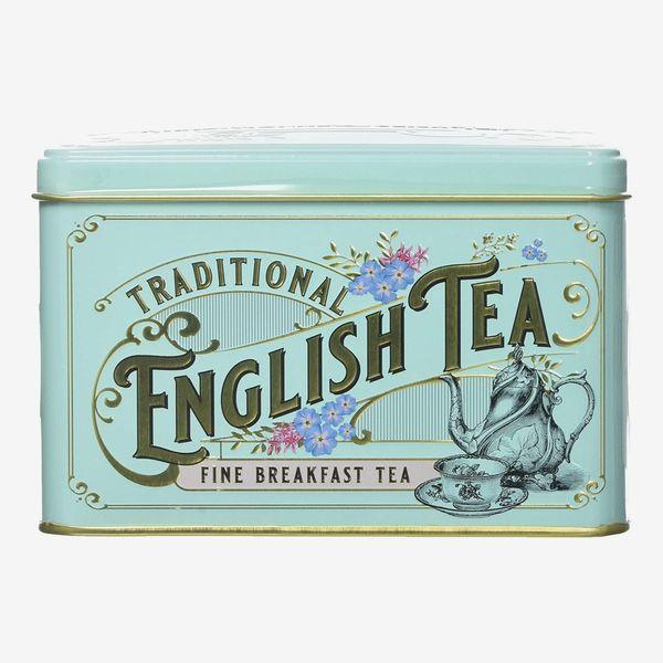 New English Teas Vintage Victorian Tea Tin Set