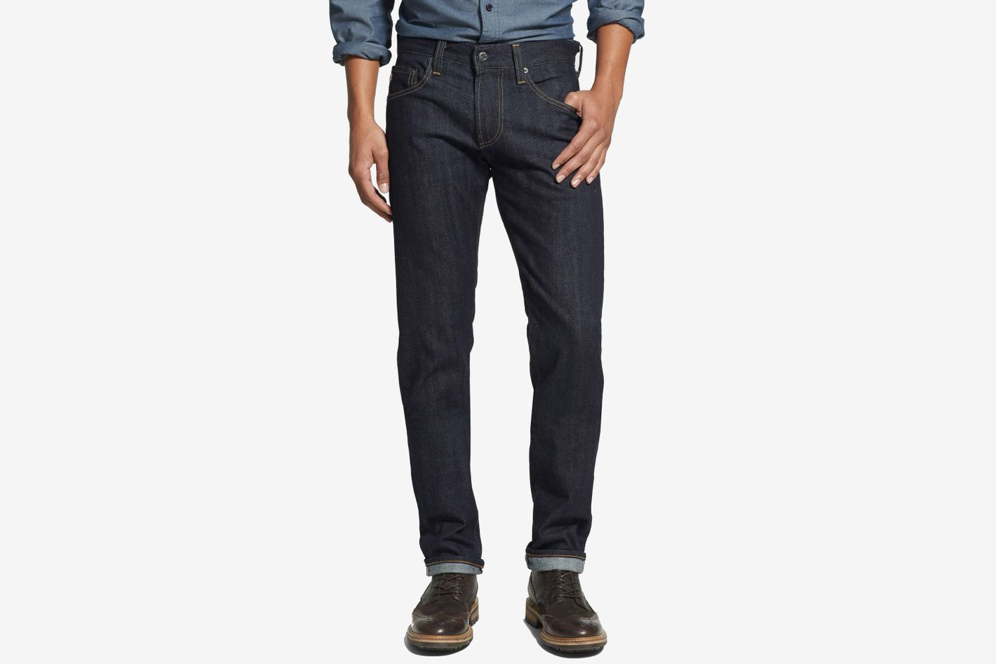 a322b386 The 11 Best Pairs of High-Rise Jeans for Men