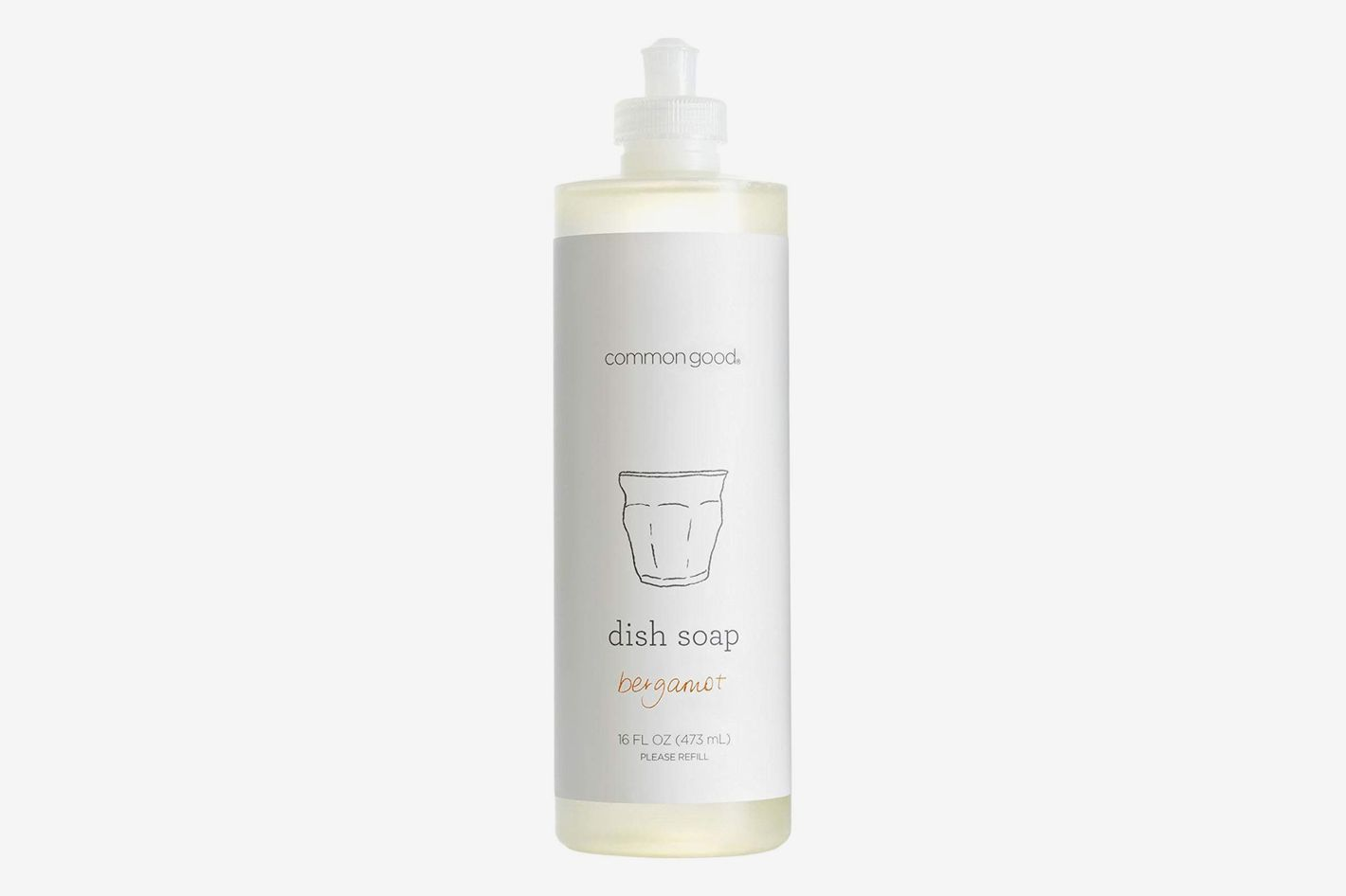 Common Good Dish Soap Bergamot