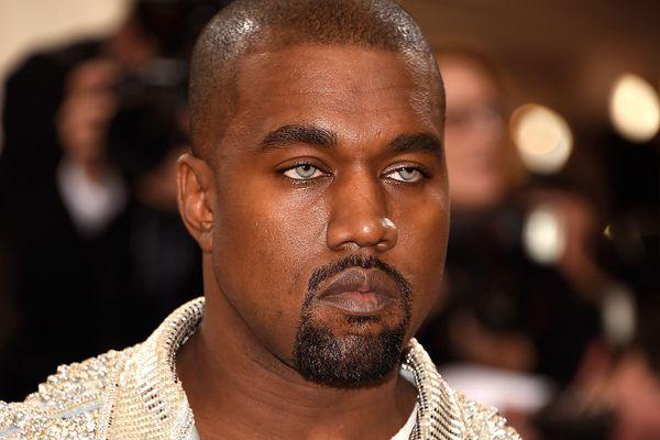Kanye West Had the Most Polarizing Met Gala Look