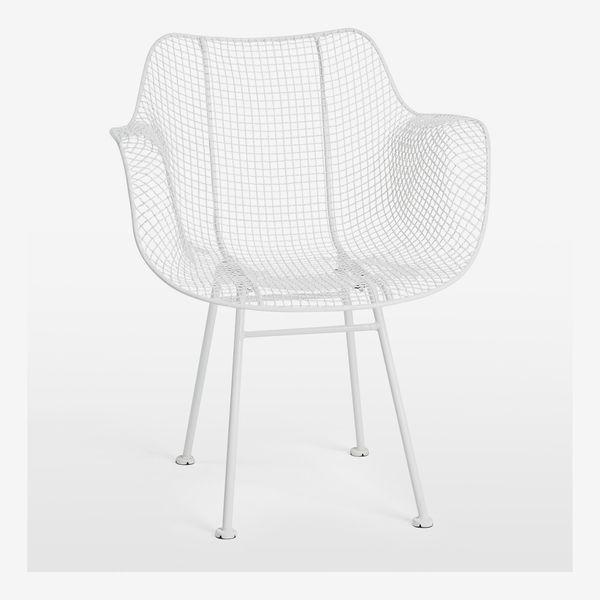 Rejuvenation Modern Wire Chair