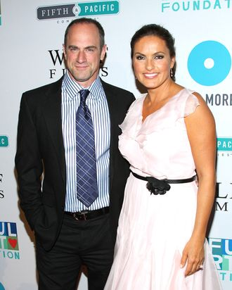Chris Meloni attends The 5th Annual Joyful Revolution Gala