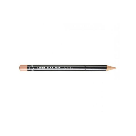 "Both Mann and Surratt extol the virtues of a flesh-toned eye pencil on the inner rim of the eye to make eyes look whiter and brighter. (Surratt recommends <a href=""http://www.dermstore.com/product_Eye+Pencil+-+Light+Clarifier_18122.htm"">3C's Eye-Clarifying Pencil.)</a> Some makeup artists also suggest using white, but in Surratt's opinion, ""By [drawing] a white ring around the eye, you can start to look a little crazy."" It's difficult to blend and can looking a little fake, especially up close."