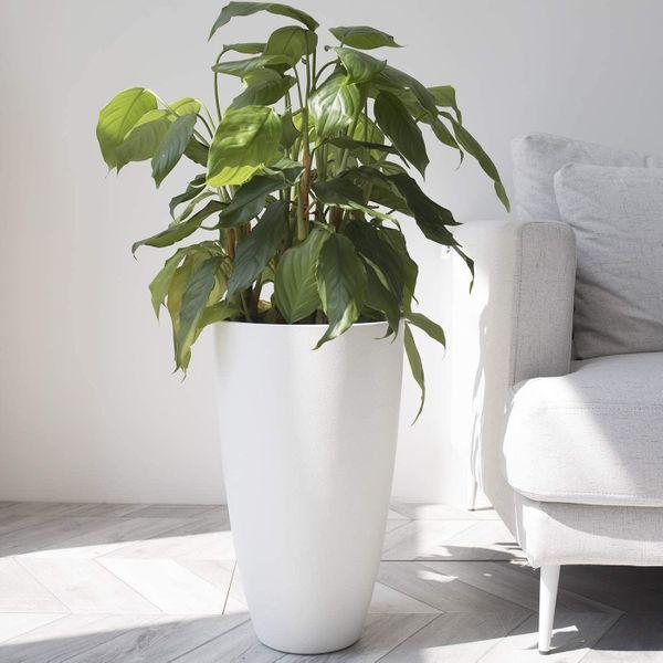 LA JOLIE MUSE Tall Planters Outdoor Indoor