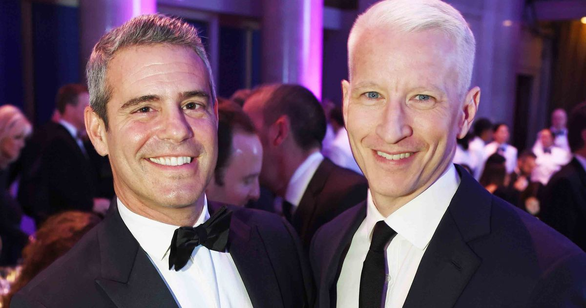 Is anderson cooper really gay 2