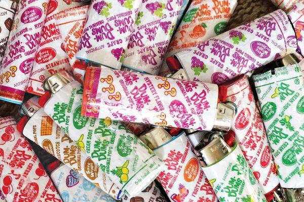 Spangler Dum-Dum Pops
