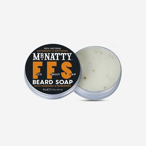 Mr Natty's Forest Face Beard Soap