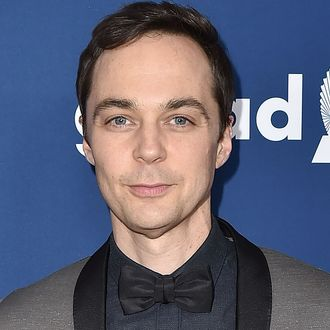 Jim Parsons Recovering...