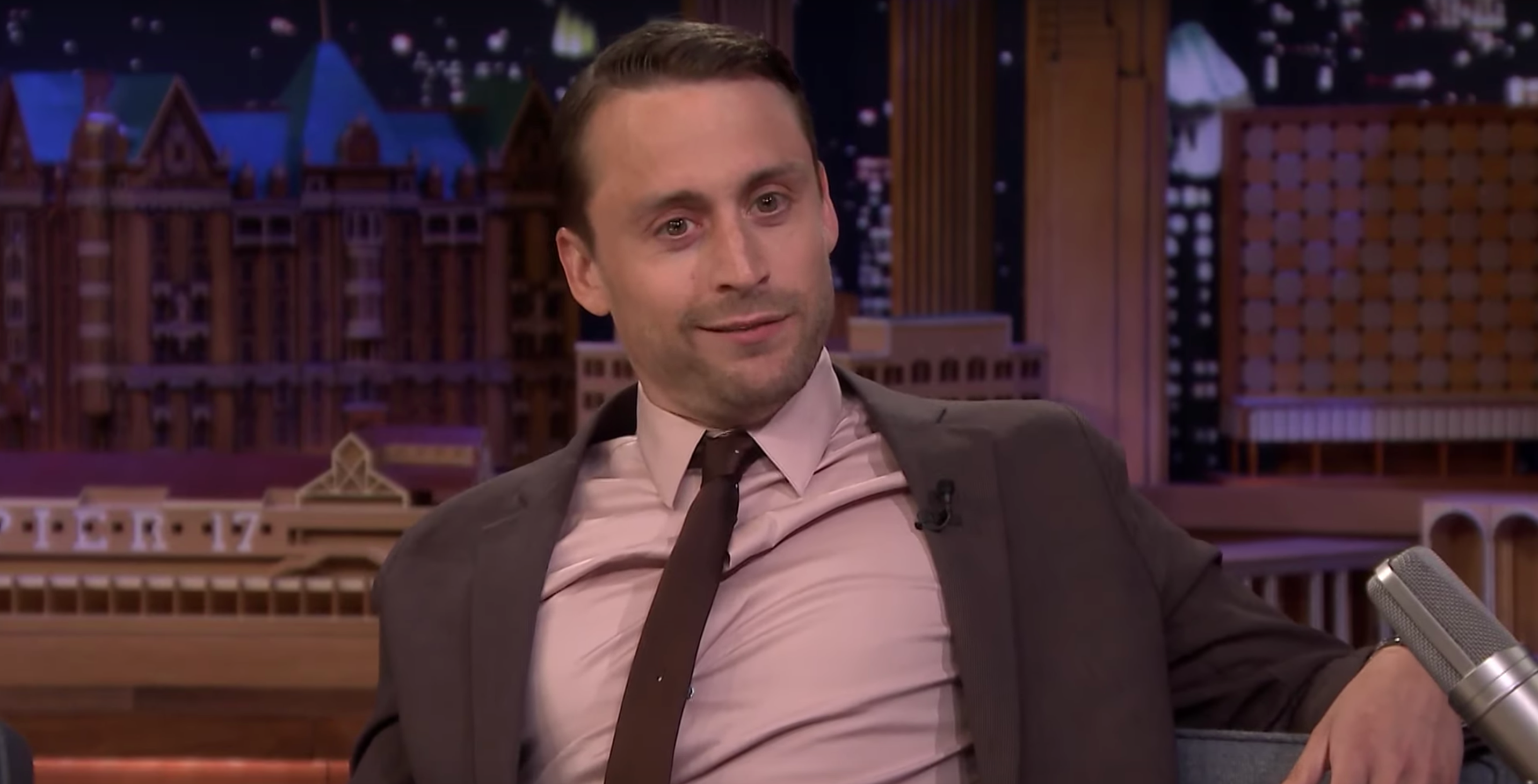 Kieran Culkin Apologizes to Extras He Insults on Succession