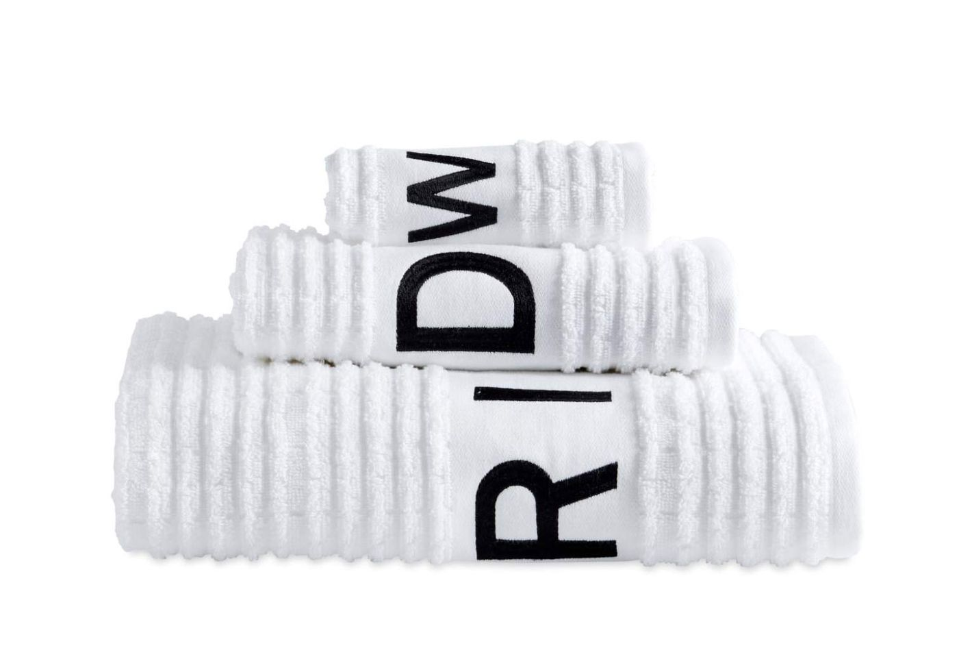DKNY Chatter Set of 3 Towels