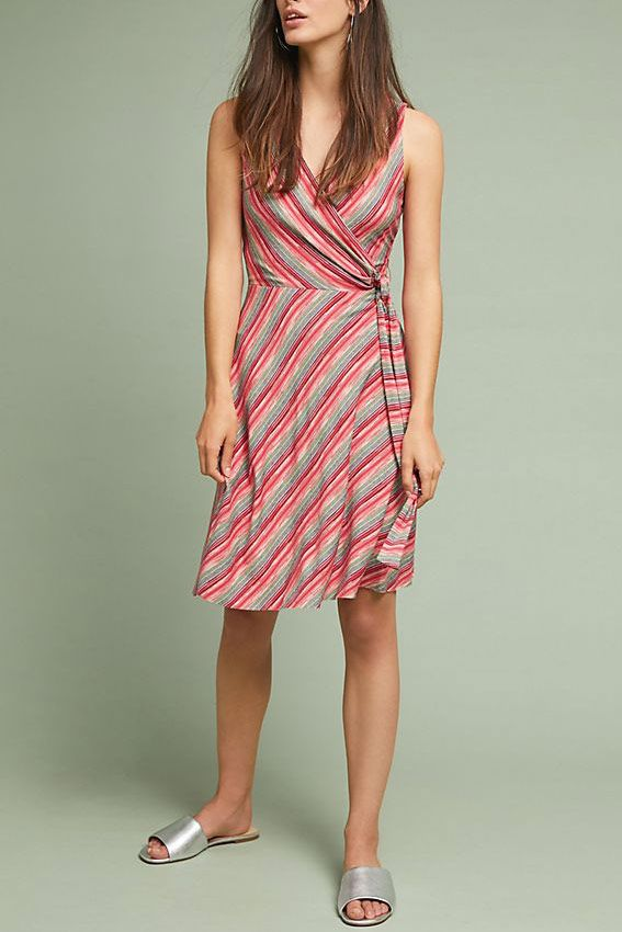 Bailey Emile Wrap Dress