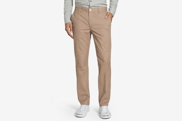 Bonobos Tailored Fit Washed Chinos