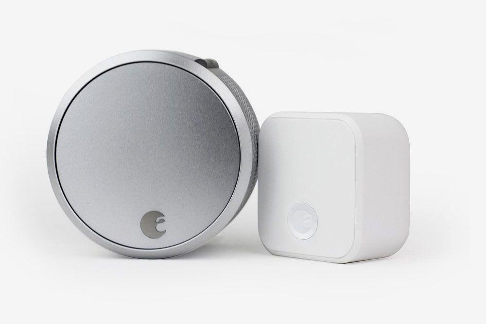 August Smart Lock Pro + Connect, 3rd gen technology