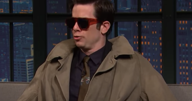 John Mulaney May or May Not Care Very Much About the Royal Family