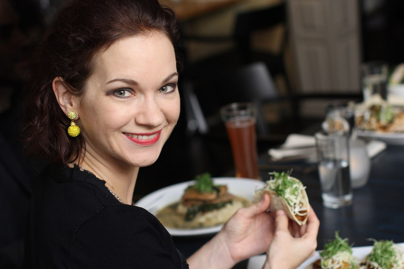 Violinist Hilary Hahn Cheated A Little On Her Thanksgiving Turkey