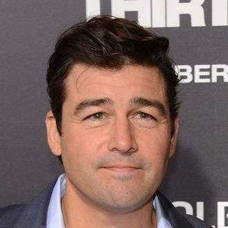 Actor Kyle Chandler arrives for the premiere of Columbia Pictures'