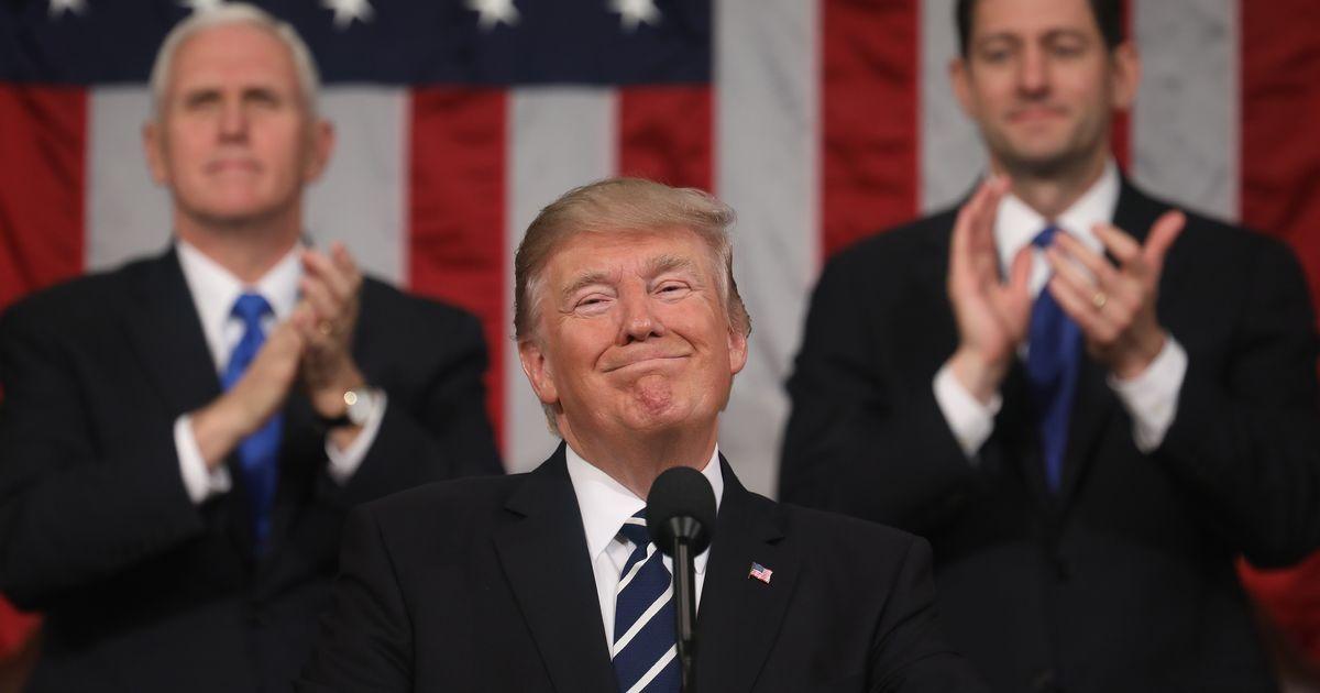 Donald Trump Wins His Own Fake News Award