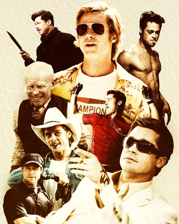 The Best Brad Pitt Movies Ranked