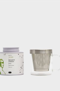 Paper & Tea Daily Brewing Set in Green