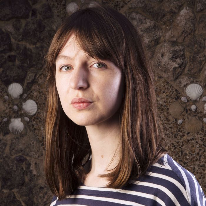 Author Sally Rooney.