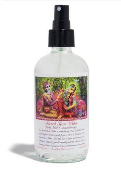 Sacred Rose Water Spray Body Mist & Aromatherapy 8oz