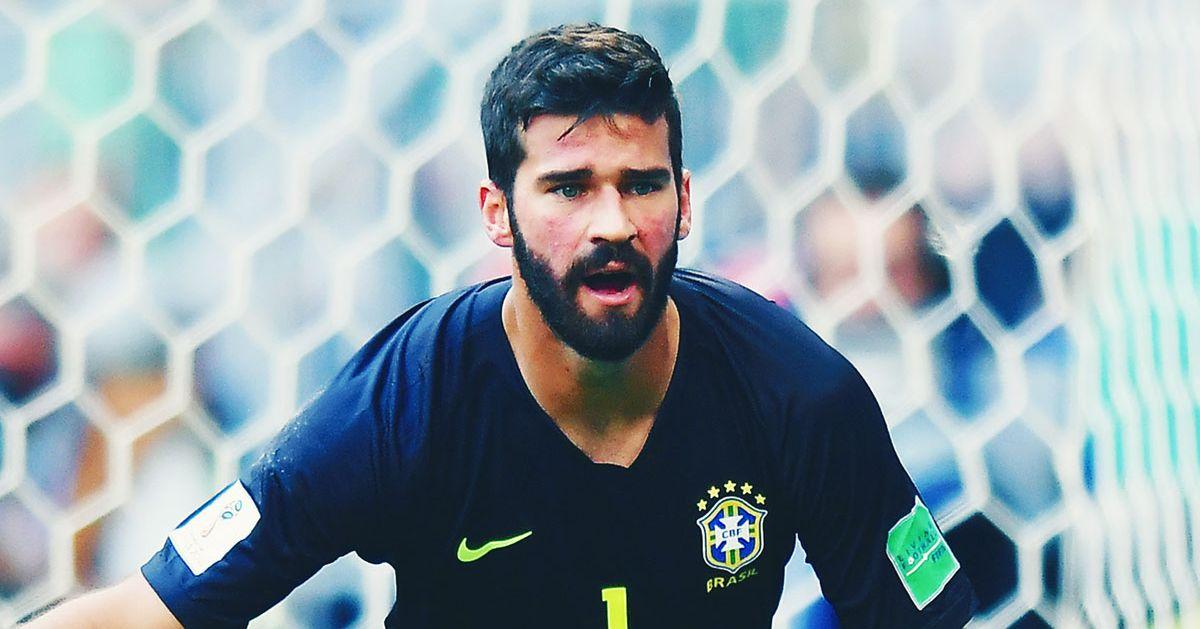 de78455bc All About Alisson Becker  Brazil s World Cup Goalkeeper