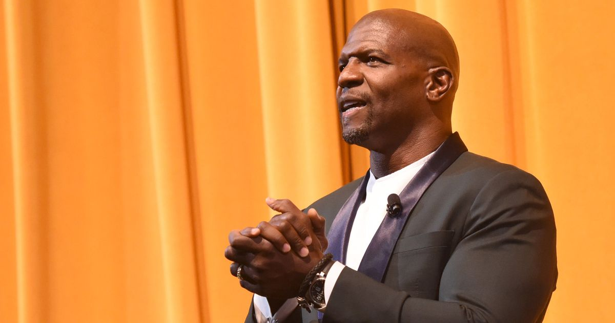 Terry Crews Shares His Own Story of Sexual Assault by a Hollywood Executive