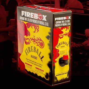 Image result for fireball box