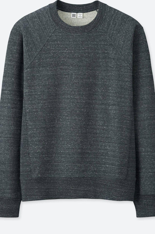 Uniqlo Men's U Long Sleeve Sweatshirt