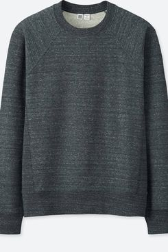Uniqlo Men's U Long Sleeve Sweatshirt