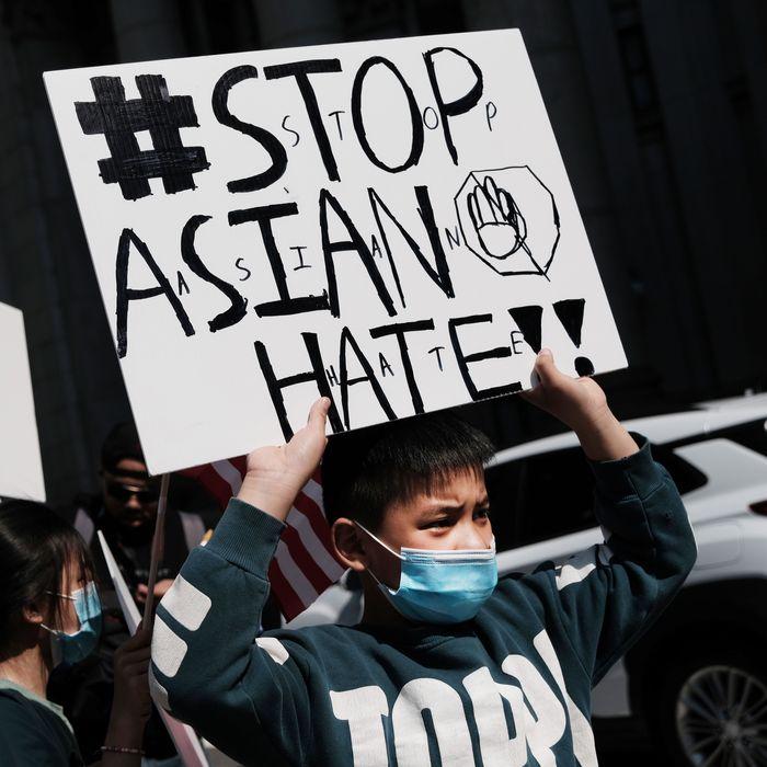#StopAsianHate.