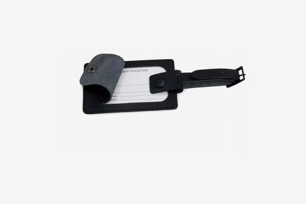 Samsonite Leather Luggage Id Tags - 2-Pack