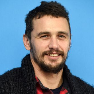 BERLIN, GERMANY - FEBRUARY 09: Actor James Franco attends the 'I Am Michael' photocall during the 65th Berlinale International Film Festival at Grand Hyatt Hotel on February 9, 2015 in Berlin, Germany. (Photo by Pascal Le Segretain/Getty Images)