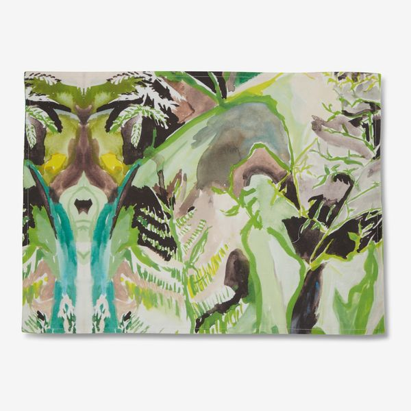 Fort Makers Fern Placemat
