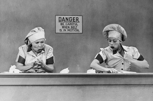 Vance & Ball In 'I Love Lucy