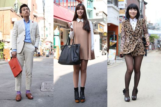 Street Style South Korea Loves Statement Bags The Cut