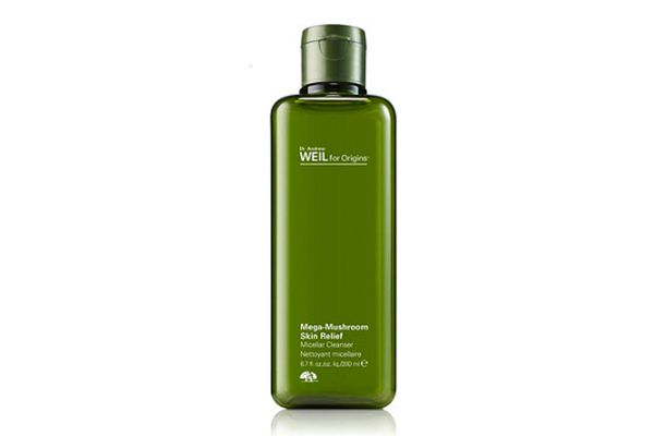 Dr. Andrew WEIL for Origins Mega-Mushroom Skin Relief Micellar Cleanser