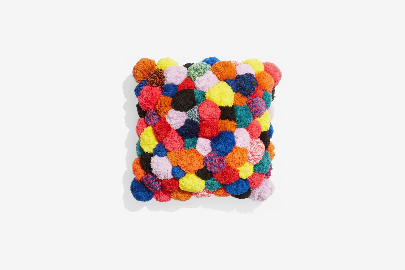 Verloop All-Over Pom Accent Pillow