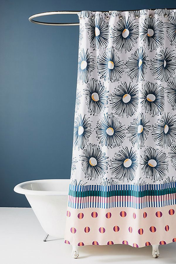 Suno for Anthropologie Norterra Shower Curtain