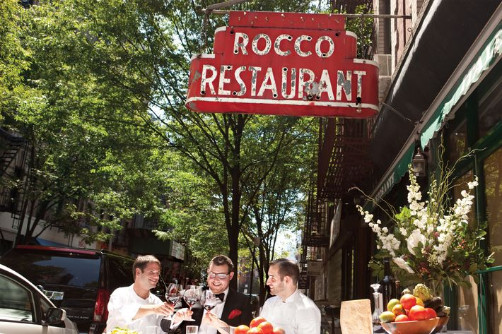 Picnic at Rocco's.