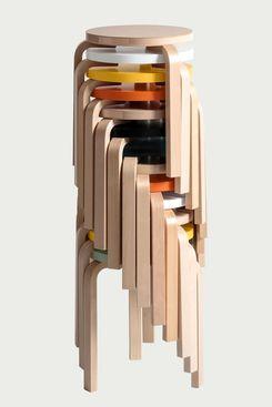 Artek Alvar Aalto Anniversary Colors Stool 60