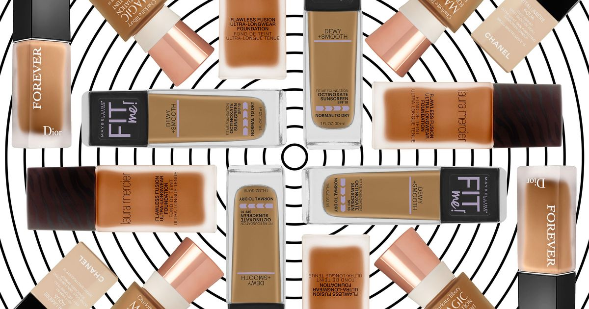 The Best 15 Foundations for Dry Skin