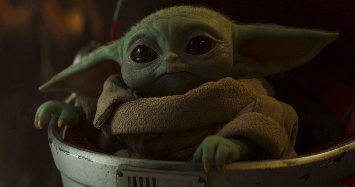 The Best Of Baby Yoda Gifs From The Mandalorian Season 2