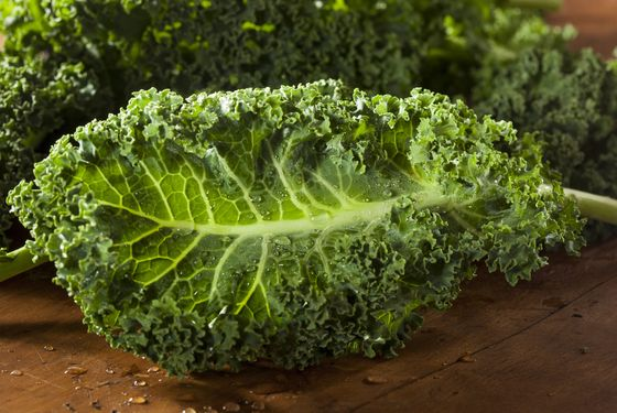 Gather ye cruciferous leaves while ye may, and all that.