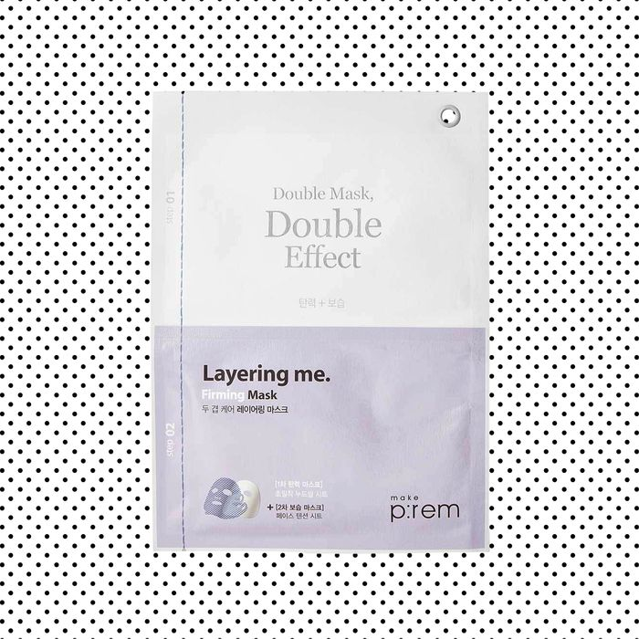 Make P:rem Soothing Layering Double Mask