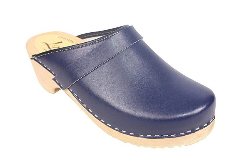 Sandgrens Wooden Clogs